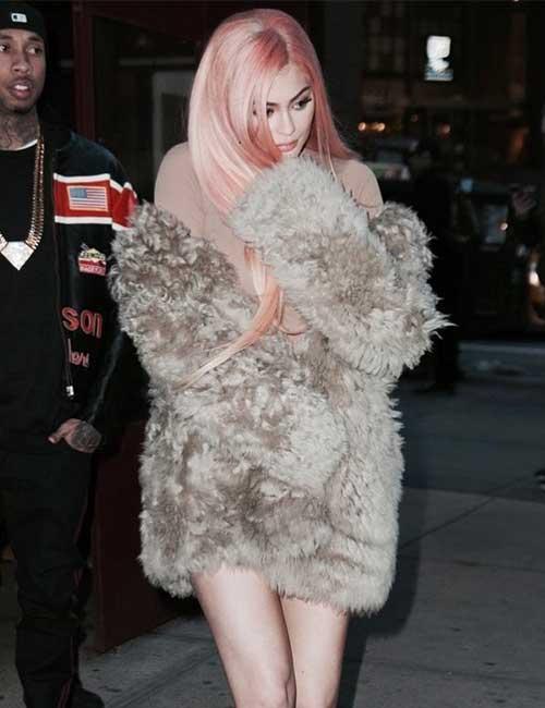6. Faux-Fur Jacket