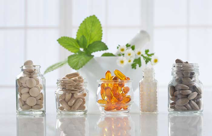 Lyme Disease - Vitamins