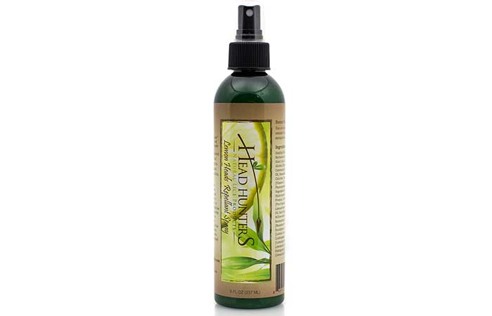 Lice Sprays - Head Hunters Naturals Lemon Heads Lice Repellent Spray