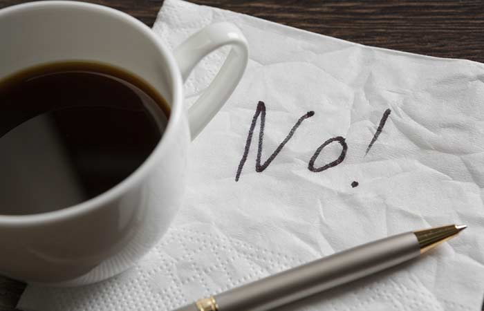 Wake Up Early - Avoid Intake Of Caffeine Late In The Day