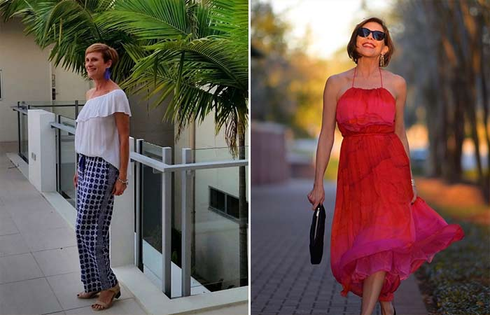 Beach Dresses for Women Over 50