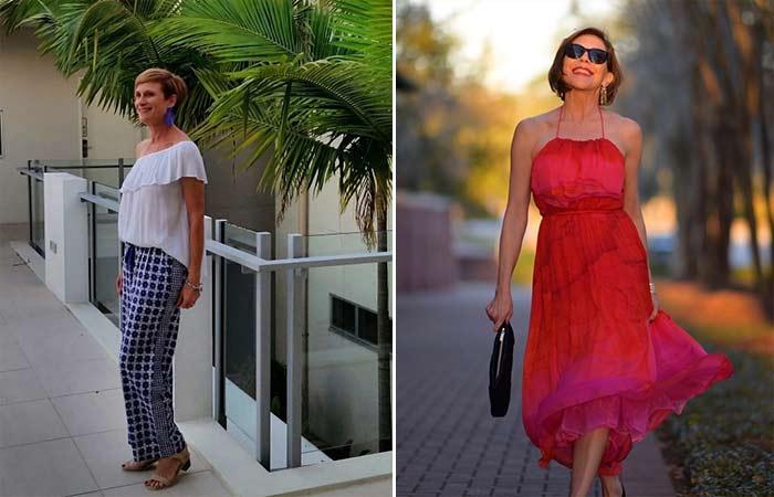 8. Beach Fashion