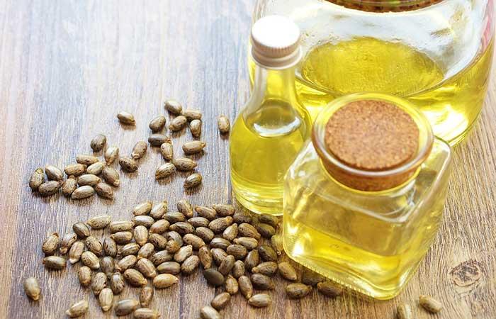 Pinched Nerve - Castor Oil