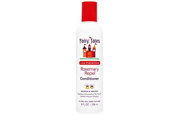 Lice Sprays - Fairy Tales Lice Prevention Rosemary Repel Conditioning Spray
