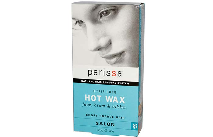 Waxing Kits - Parissa Hot Wax, Bikini & Brazilian Waxing Kit