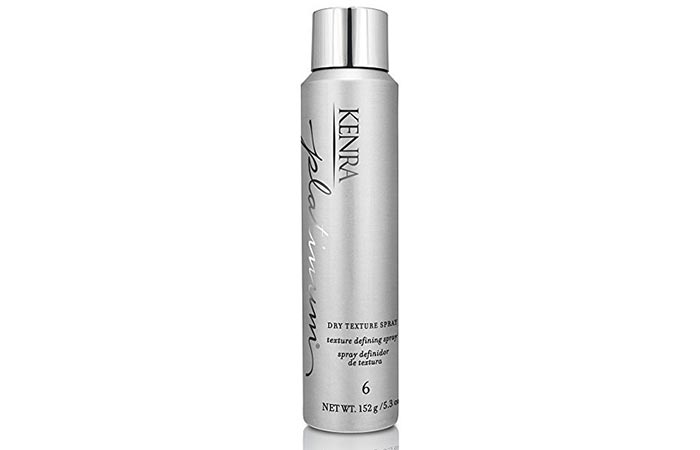 Texturizing Sprays - Kenra Platinum Dry Texture Spray