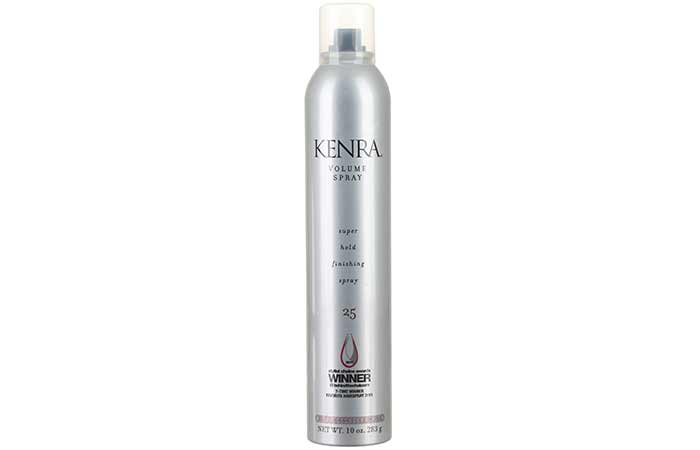 Best Hair Products For Fine Hair - Kenra Volume Spray 25