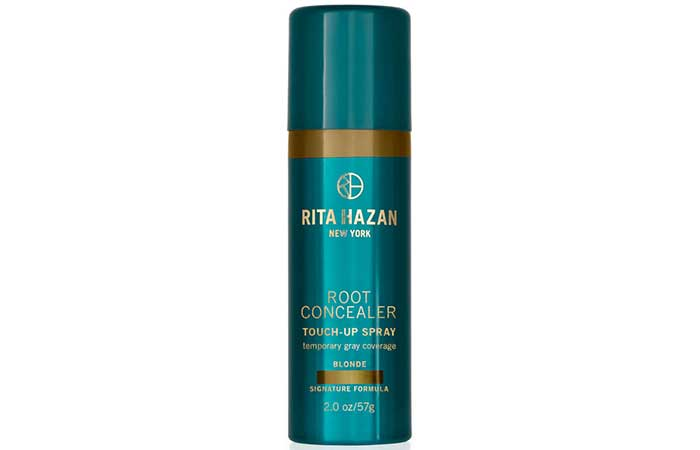 Hair Root Touch Up - Rita Hazan Root Concealer Touch Up Spray