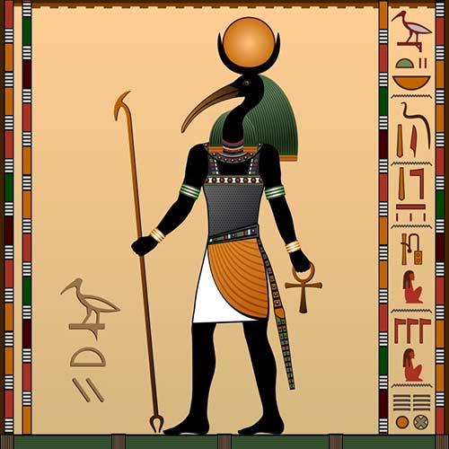 9. Thoth (Aug 29 – Sept 27)