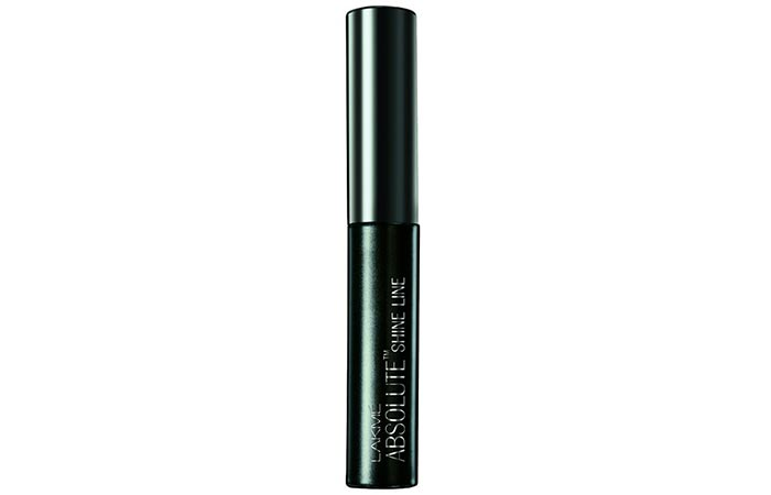 Lakme Absolute Shine Line Eyeliner - Black Shade