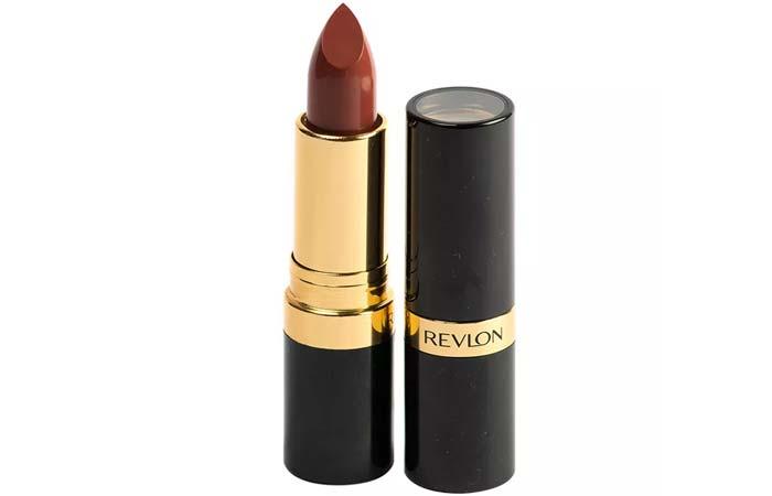 Revlon Super Lustrous Lipstick Shades - 15. Chocolate Velvet