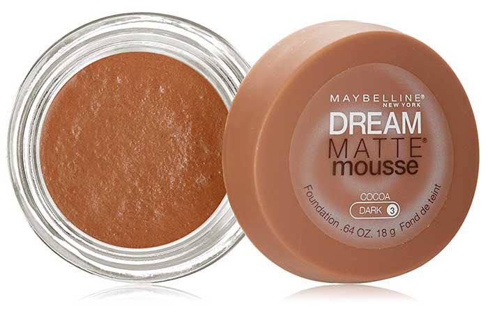 Maybelline Dream Matte Mousse Foundation Cocoa 130