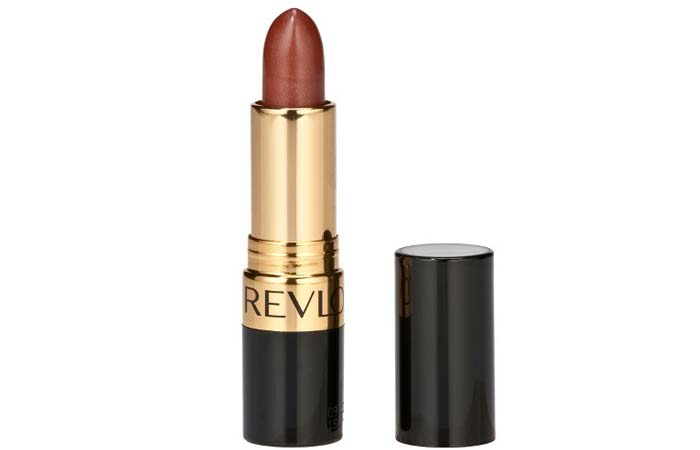 Revlon Super Lustrous Lipstick Shades - 7. Coffee Bean