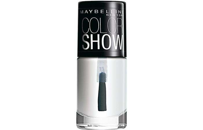 Maybelline Color Show Nail Lacquer Crystal Clear