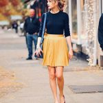 How To Wear Skater Skirts – 25 Style Ideas