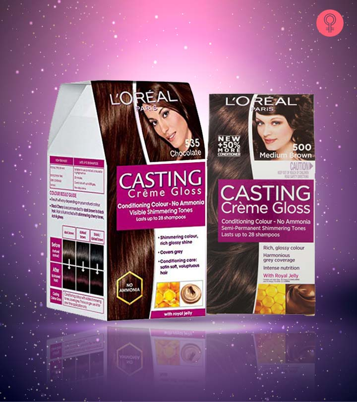 L'Oreal Paris Casting Creme Gloss Hair Color Review