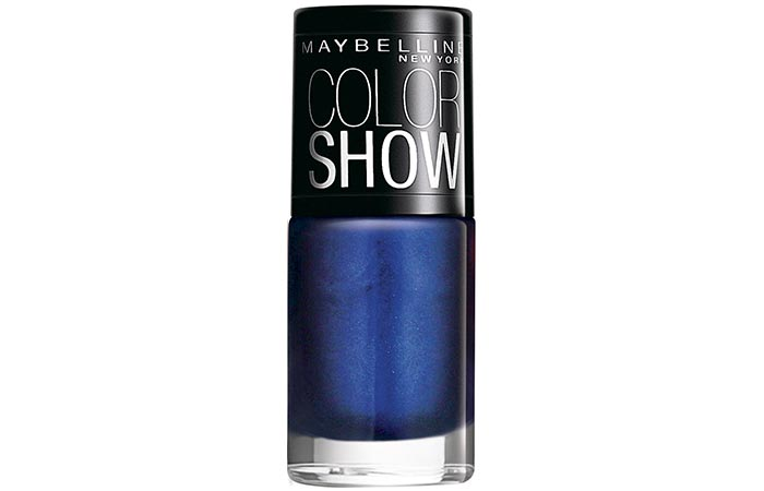 Maybelline Color Show Nail Lacquer Ladies Night
