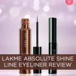 Lakme Absolute Shine Line Eyeliner Review