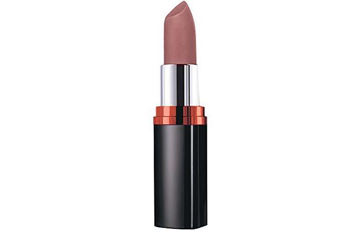 Maybelline Color Show Matte Lipstick - Mysterious Mocha M304