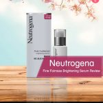 Neutrogena-Fine-Fairness-Brightening-Serum-Review