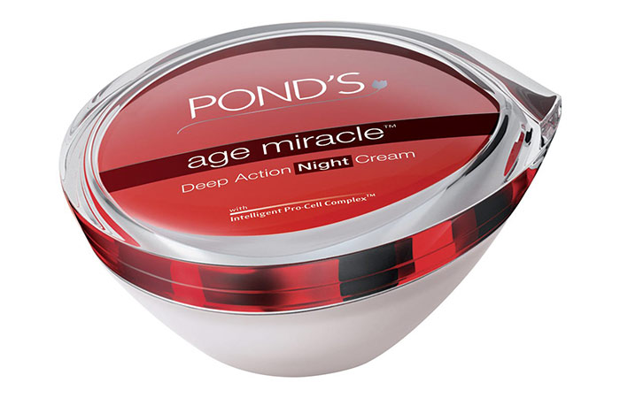 Ponds Age Miracle Night Cream Review, Price And Benefits