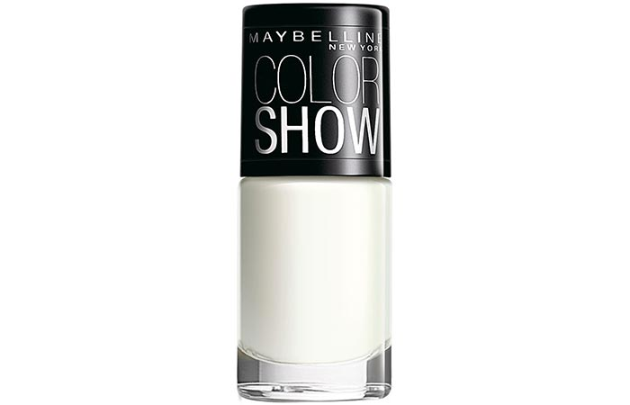 Maybelline Color Show Nail Lacquer Porcelain Party