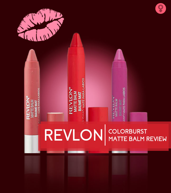 Revlon-ColorBurst-Matte-Balm-Review