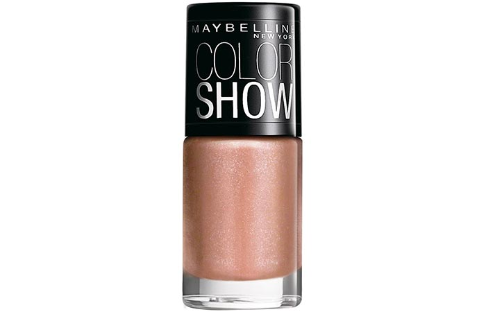 Maybelline Color Show Nail Lacquer Silk Stockings