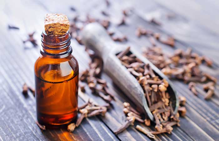 Lyme Disease - Clove Oil