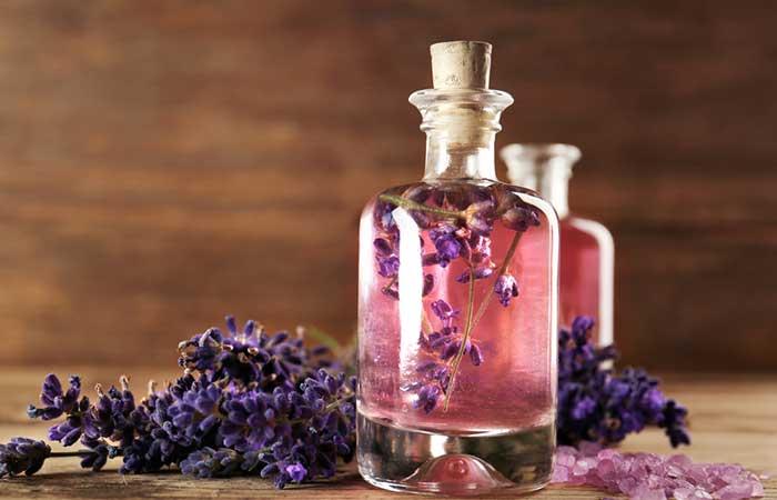 Pinched Nerve - Lavender Oil