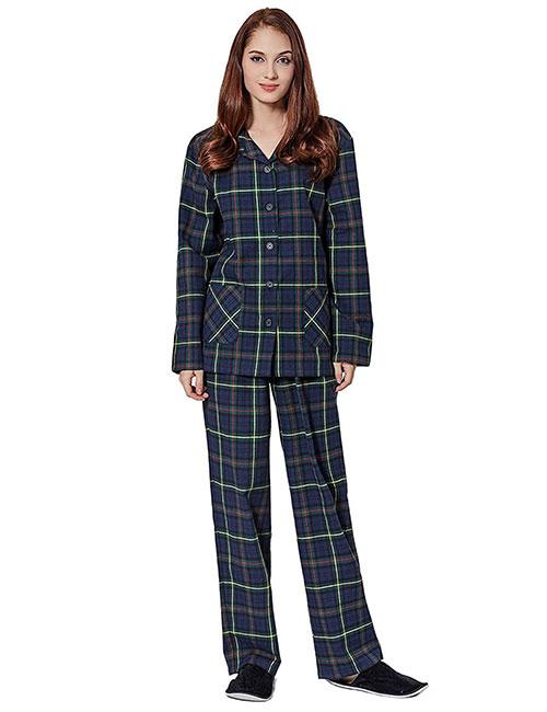Best Women's Pajamas - Flannel Pajamas