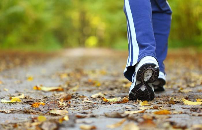 Hormonal Imbalance - Walking