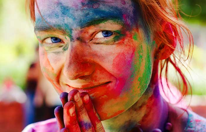 1. Women Can Recognize More Colors