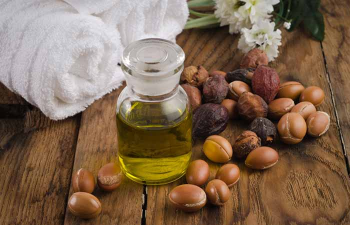 10. Argan Oil