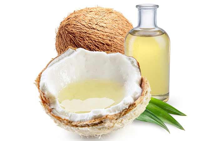 10. Coconut Oil