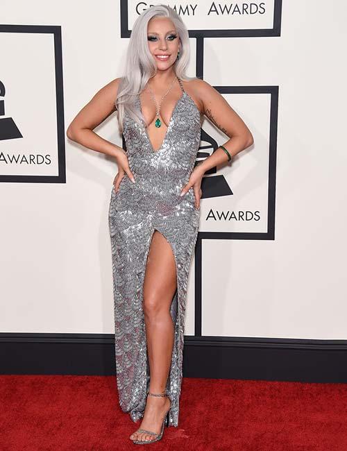 Short Female Celebrities - Lady Gaga