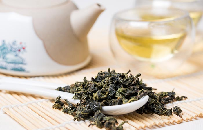 10. Oolong Tea
