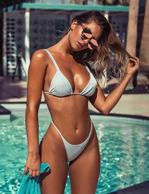 10. White Fox Swimwear