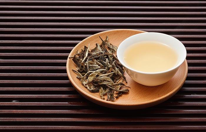 11. White Tea