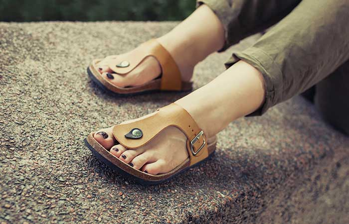 11. Women Prefer Flats Over Heels