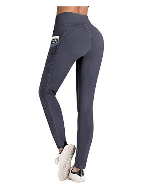12. IUGA High Waist Yoga Workout Leggings