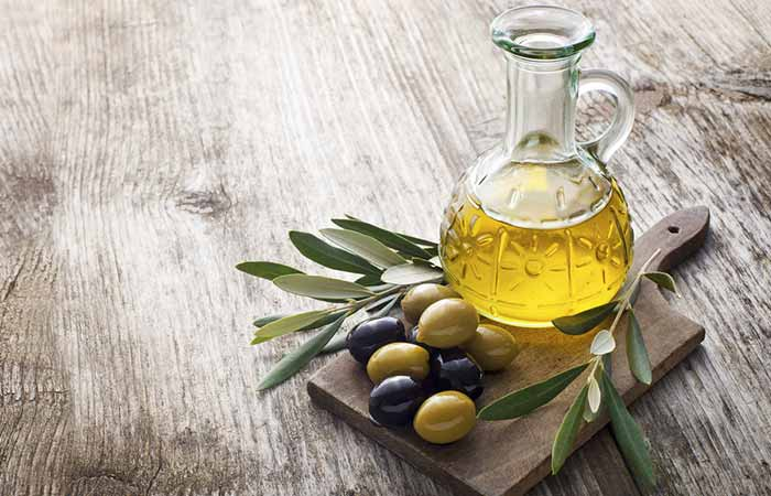 Cradle Cap - Olive Oil