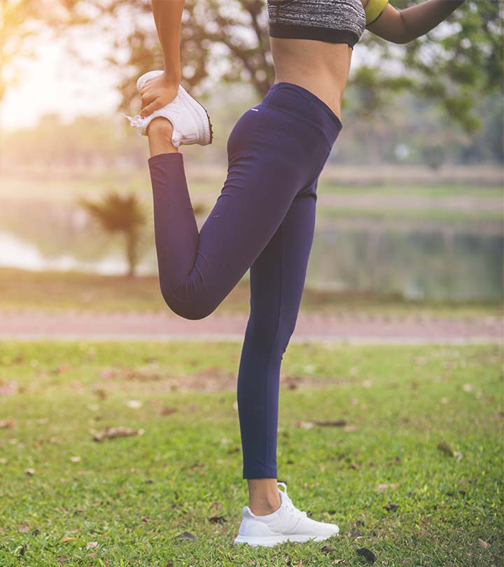 13 Best Workout Leggings Brands For Running, Exercising, And Yoga