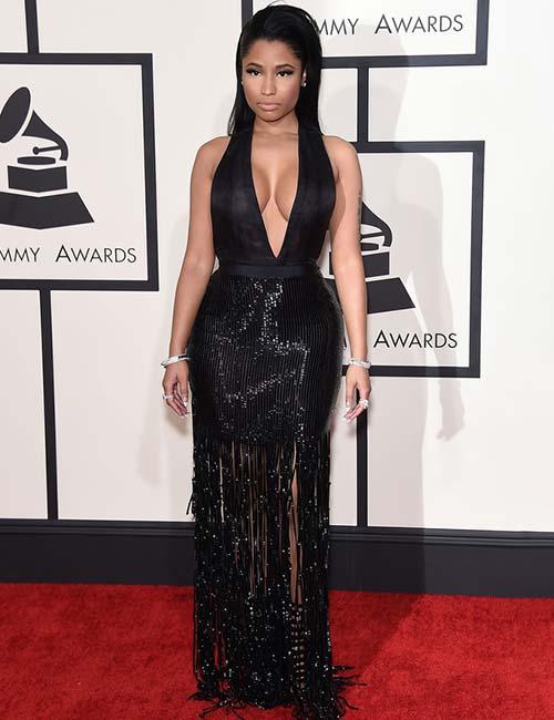 Short Female Celebrities - Nicki Minaj