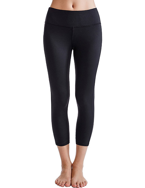 14. Oalka Women's High Waist Workout Leggings
