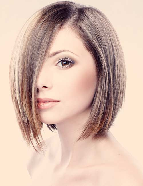30 Best Shades Of Brown Hair - Dark Platinum Brown Hair Color