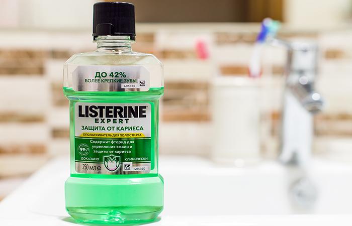 15. Listerine
