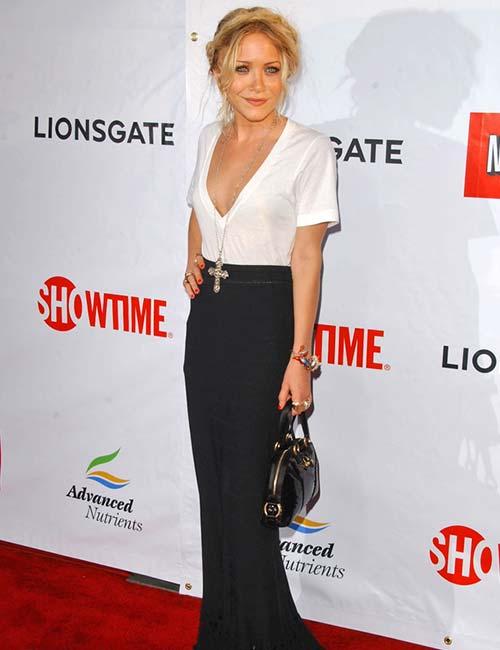 Short Female Celebrities - Mary-Kate Olsen