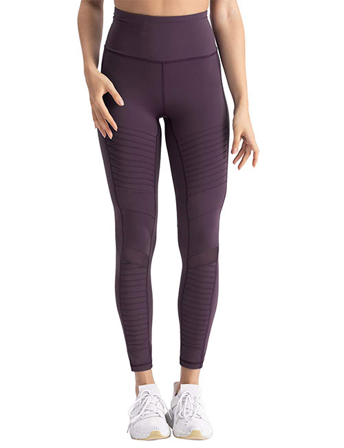 2. Hopgo Women's High Waist Power Flex Workout Leggings