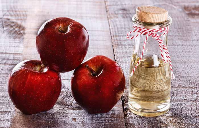 Molluscum Contagiosum - Apple Cider Vinegar